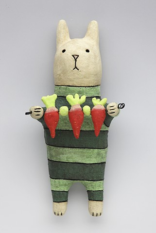 Radish Rabbit Wally