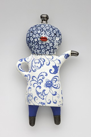 Ms. Teapot Dolly Wally
