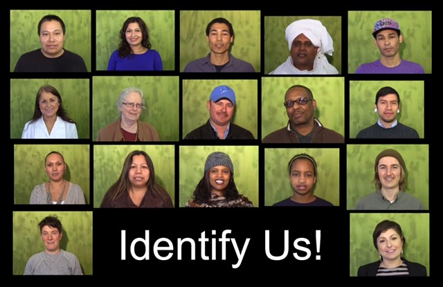 Identify Me! Video project with the Center for Worker Justice