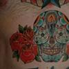 Sugar Skull Roses
