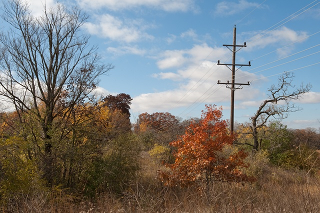 illinois power lines: october #2