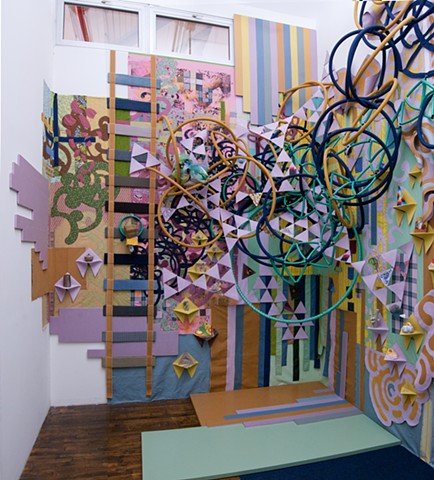 heather brammeier installation iscp brooklyn ny collaborative exhibition