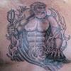 King Neptune on Chest