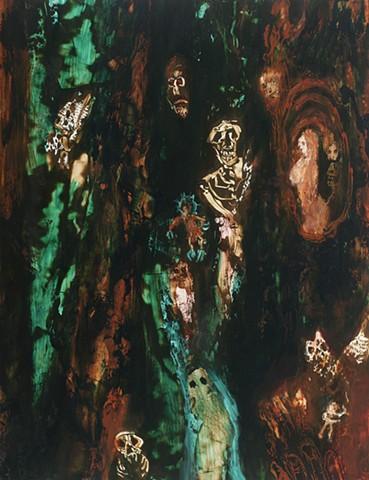 human impact on nature, the Anthropocene, environmental art