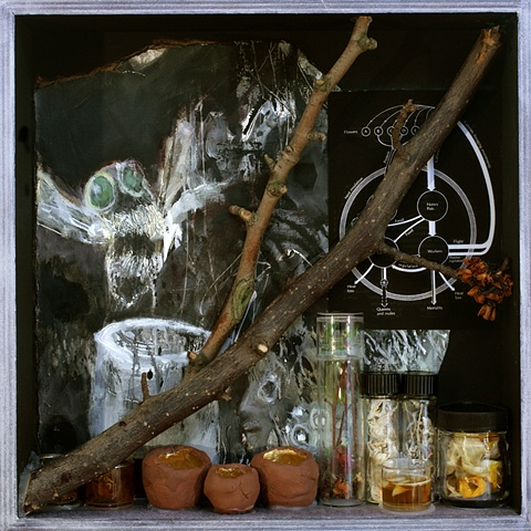Honeypot Cabinet