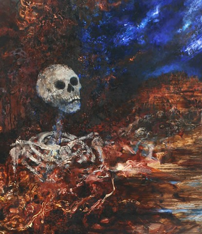 Yorick Enters the Galactic Salt Marsh_Detail