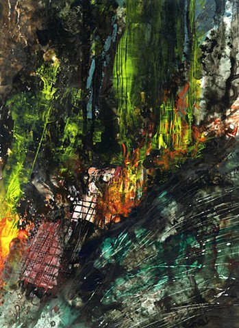 human impact on nature, the Anthropocene, environmental art,