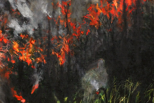 Wildfire Pool Detail 1