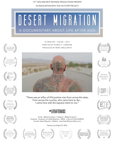 Desert Migration - Press Notes Sample Page 1