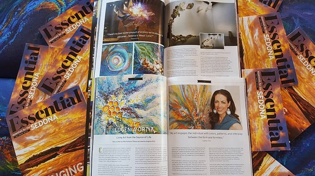 ~~~Article in Essential Magazines Sedona~~~