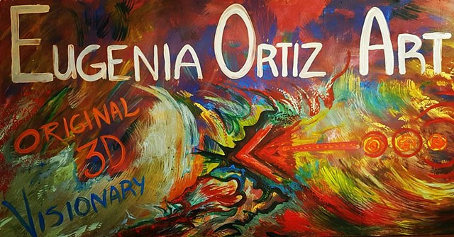 ~~~Sedona Art Gallery Grand Opening: Eugenia Ortiz Art~~~