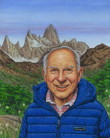 Yvon Chouinard - Founder of Patagonia