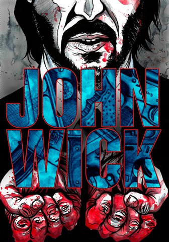 John Wick (Blue Version)