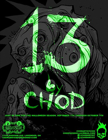 13 By CHOD Promo 2