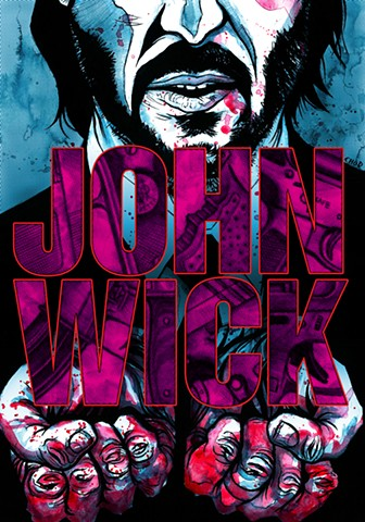 John Wick (Red Version)
