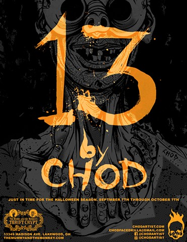 13 By CHOD Promo 1