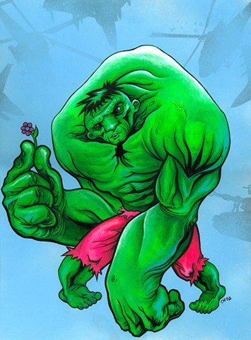 HULK: Feeling Like a Pansy