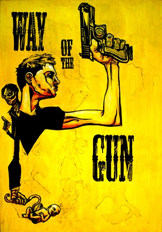Way of the Gun poster art CHOD