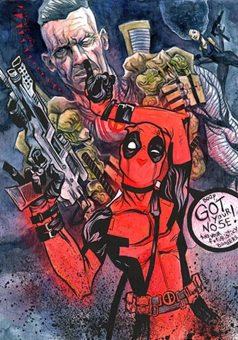 Deadpool: X-Force