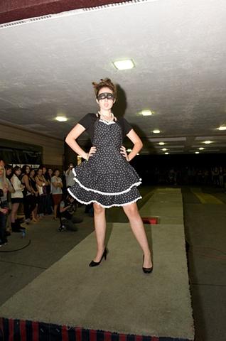 SLC Fashion Stroll Fall 2009  Photo: Courtesy Chad Webb
