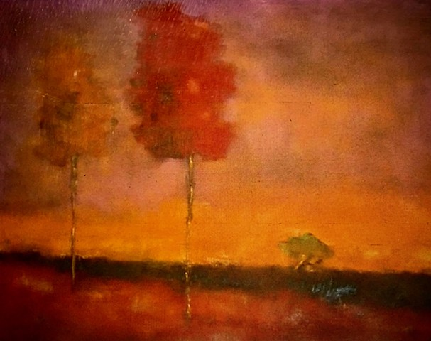 Red Tree II