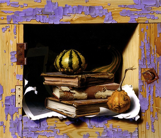 Books and Gourds