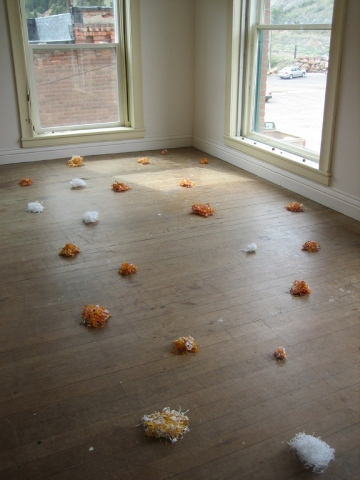 Lonely Left Overs (installation view)