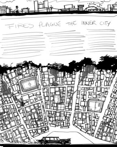 City on Fire