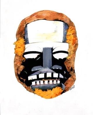 Poro Mask - BOMBA