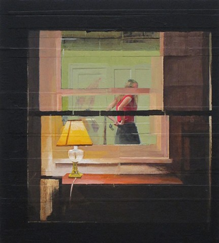 Bedroom Window (study)