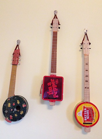 Beth Ireland,Tin Guitars