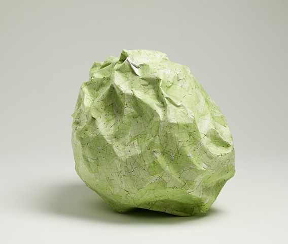 Scrunched Ball (Disappointment Rock)
