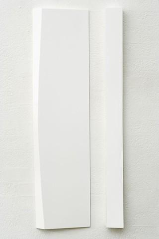 GT V   Plywood, Masonite, Polymer Resin, Automotive Acrylic 120 x 50 x 8.5 cm