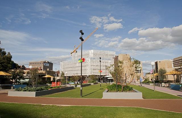 pushmepullyou Perth Cultural Centre