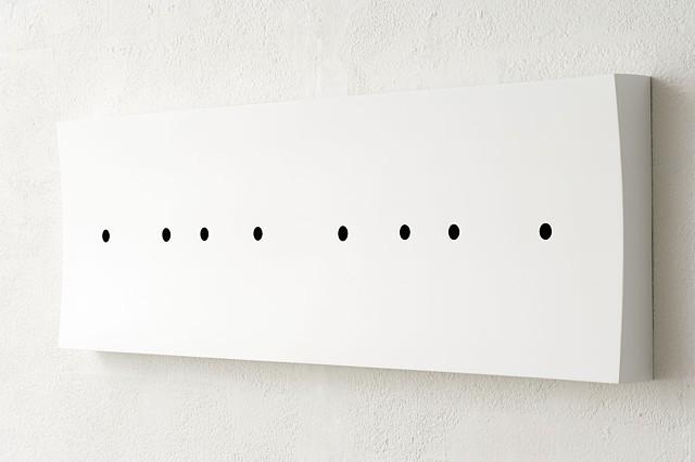 Appliance   Plywood, Masonite, Polymer Resin, Automotive Acrylic 40 x 126 x 7 cm