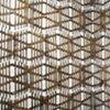 knit one purl two (detail) pine, salt, oxidised nails  (decommissioned craypots) 360 x 1030 cm