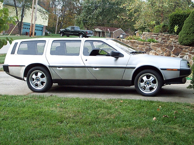 Delorean Stationwagon