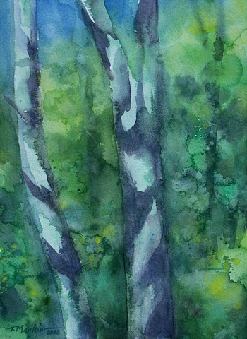 Impression of Trees