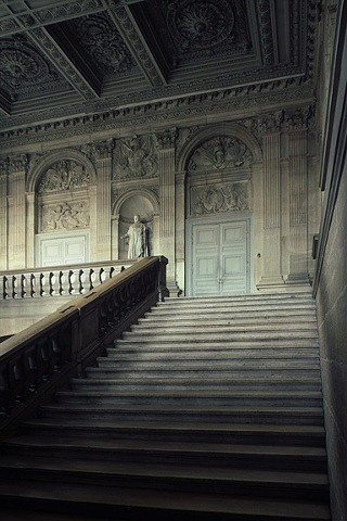 Chateau de Versailles, Princes' Stair