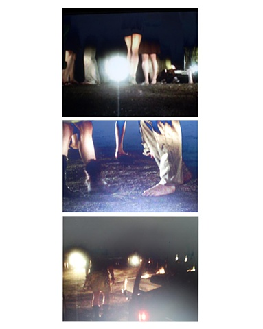 The First Disappointment, video stills