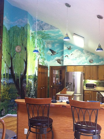 Kitchen Mural #2