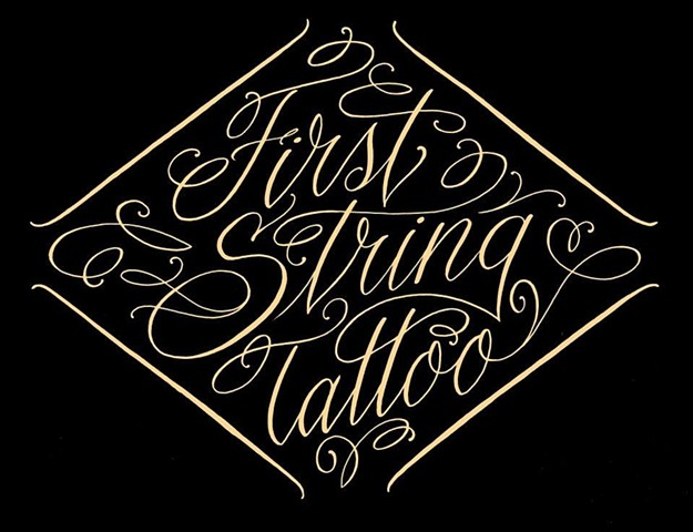 First String Tattoo Studio Winnipeg