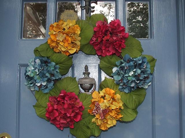 Custom Wreath VII