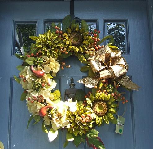 Custom Wreath I