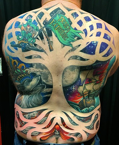 Yggdrasil backpiece