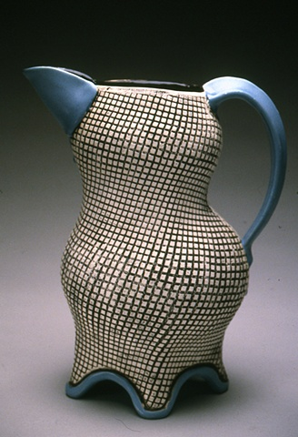 Textured Pitcher