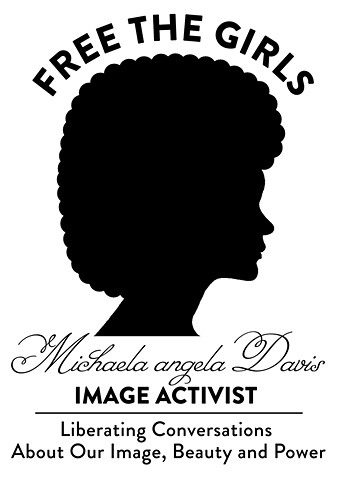 Free The Girls logo / banner