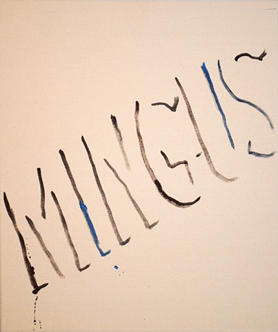 Untitled (mingus 2)