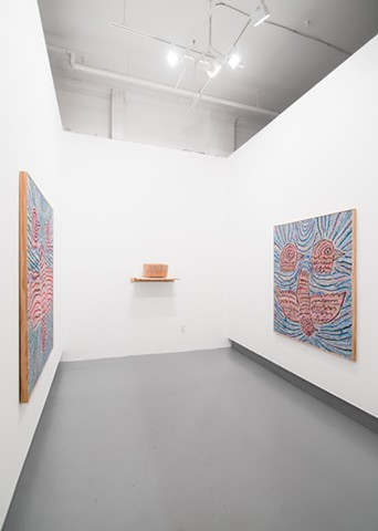 Installation View (photo courtesy of Joel Tsui)