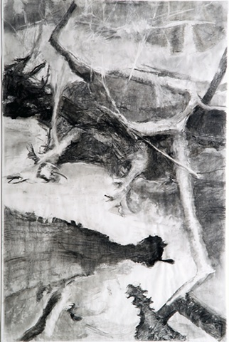 landscape, drawing/painting